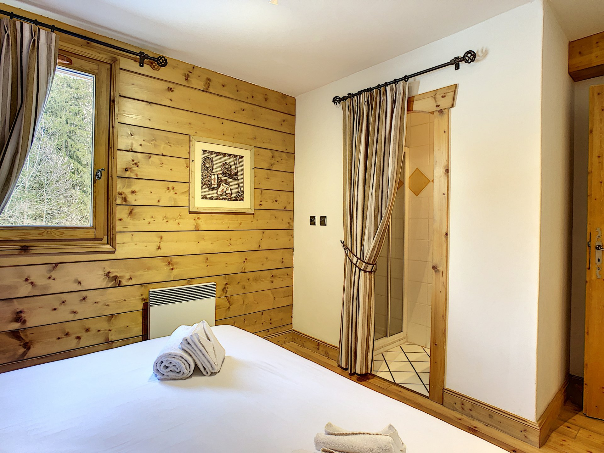 3 bedroom apartment, Les Houches