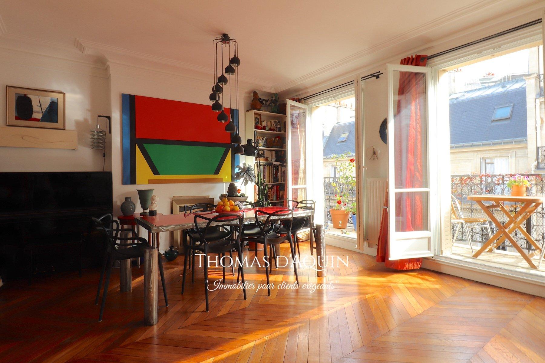 Sale Apartment - Paris 6th (Paris 6ème) Notre-Dame-des-Champs