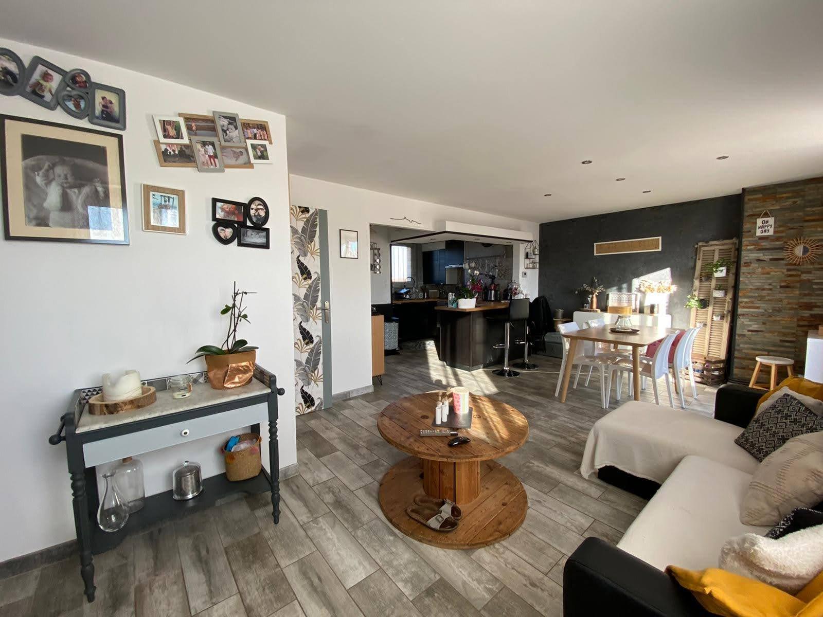 Bel appartement type 3 de 66.20m²