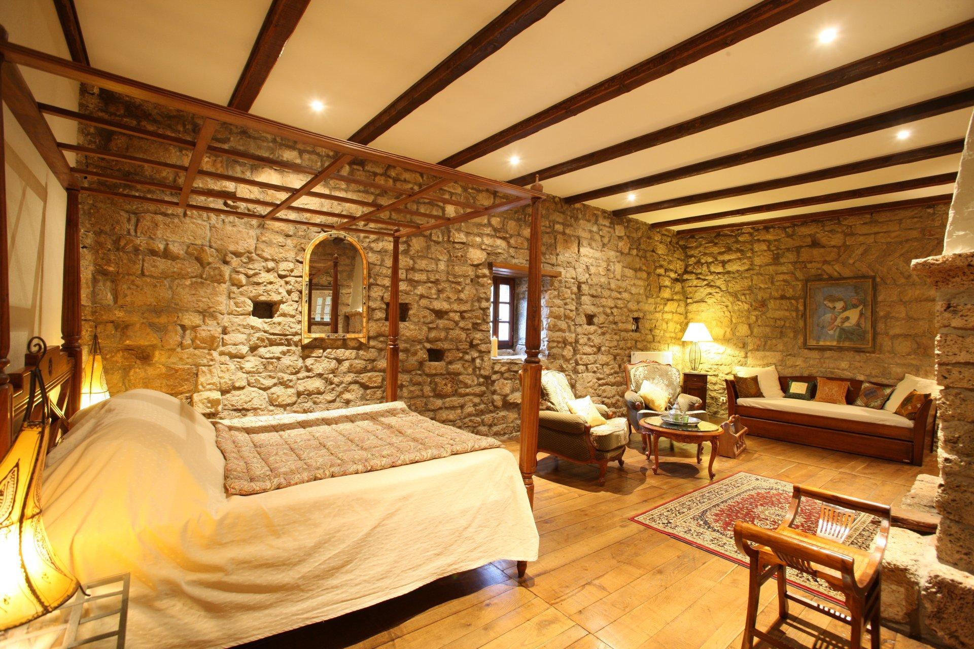 Château an mil restauré