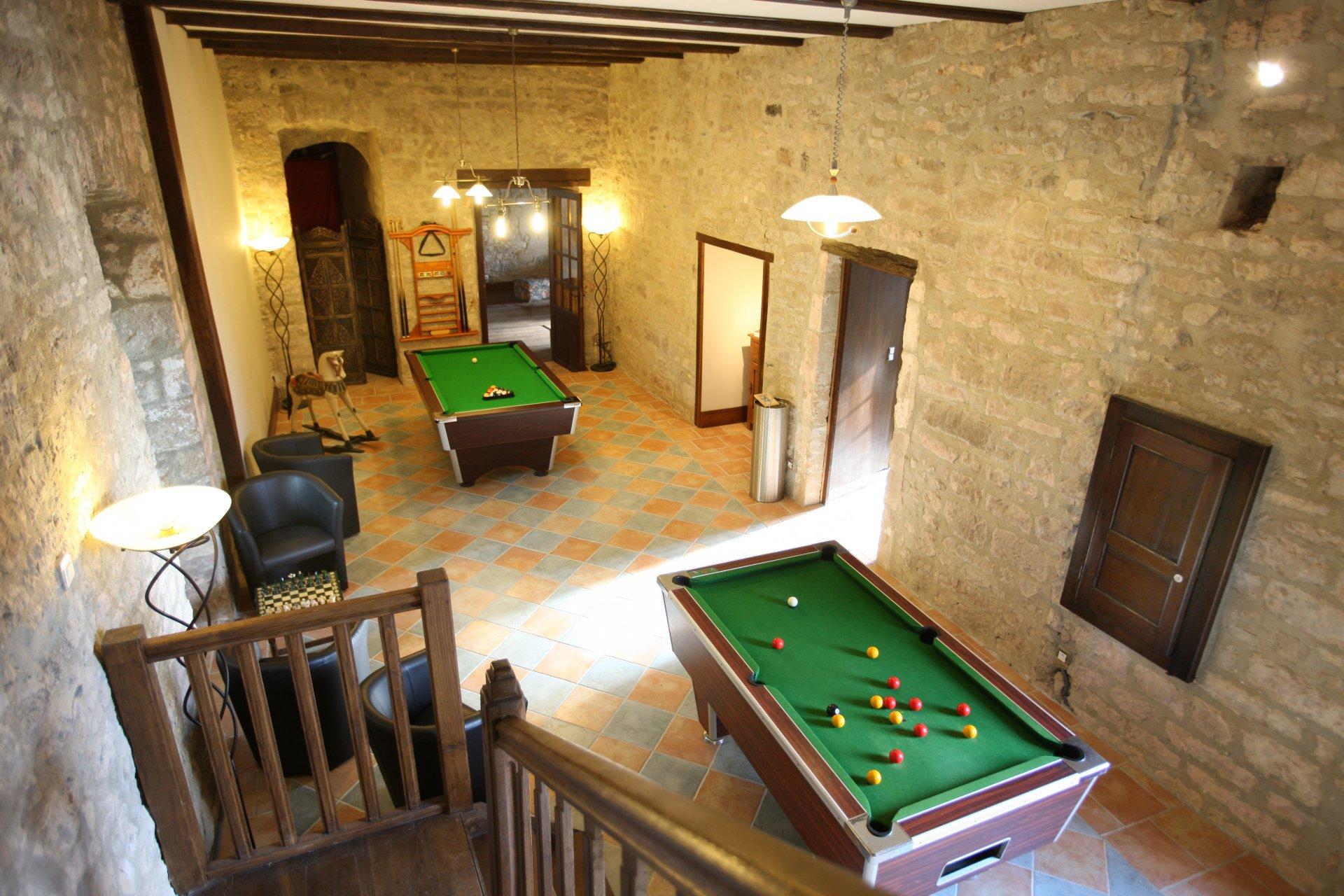 restorated millet castle