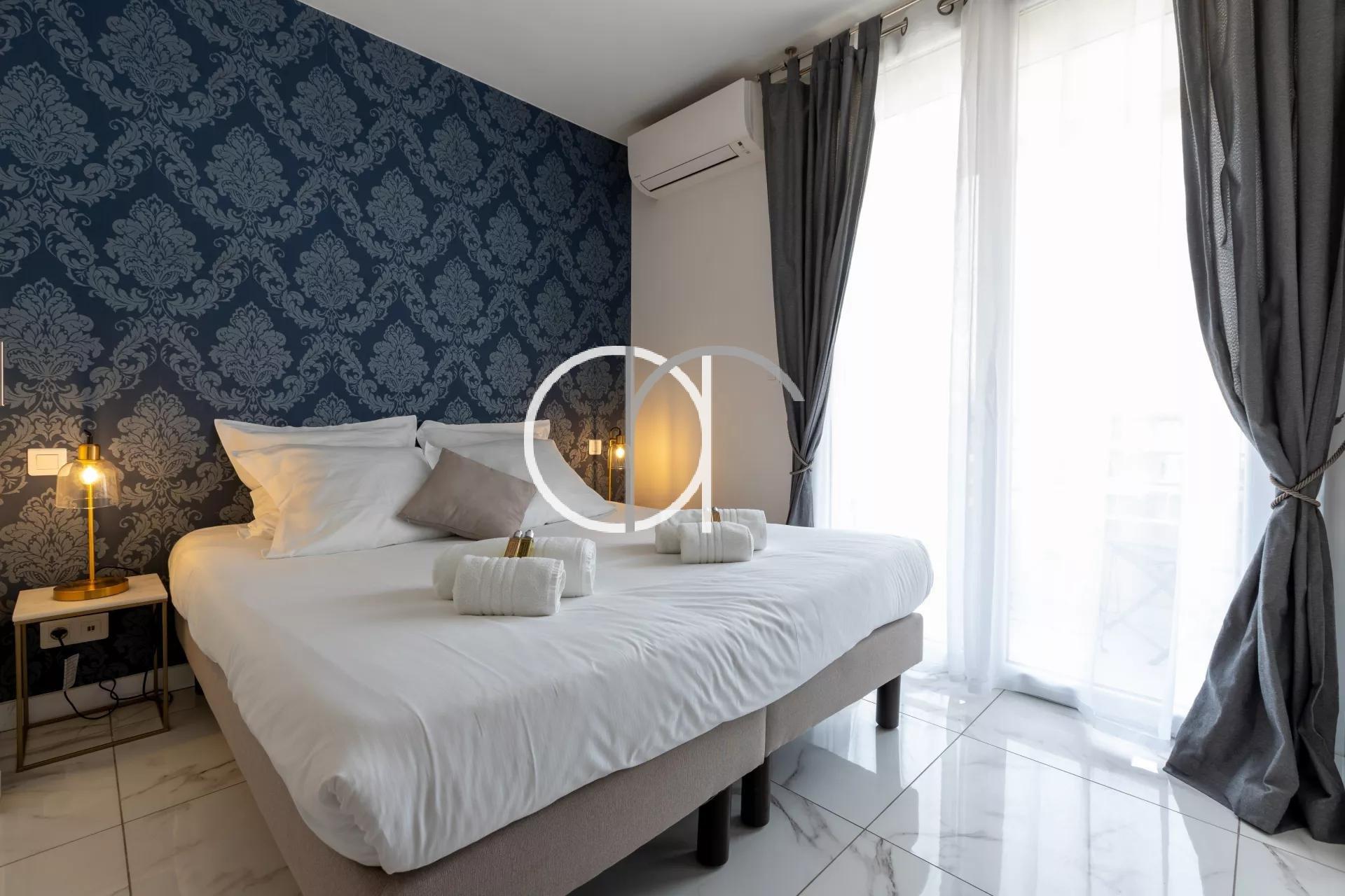 GRAND HOTEL - STUDIO AVC TERRASSE