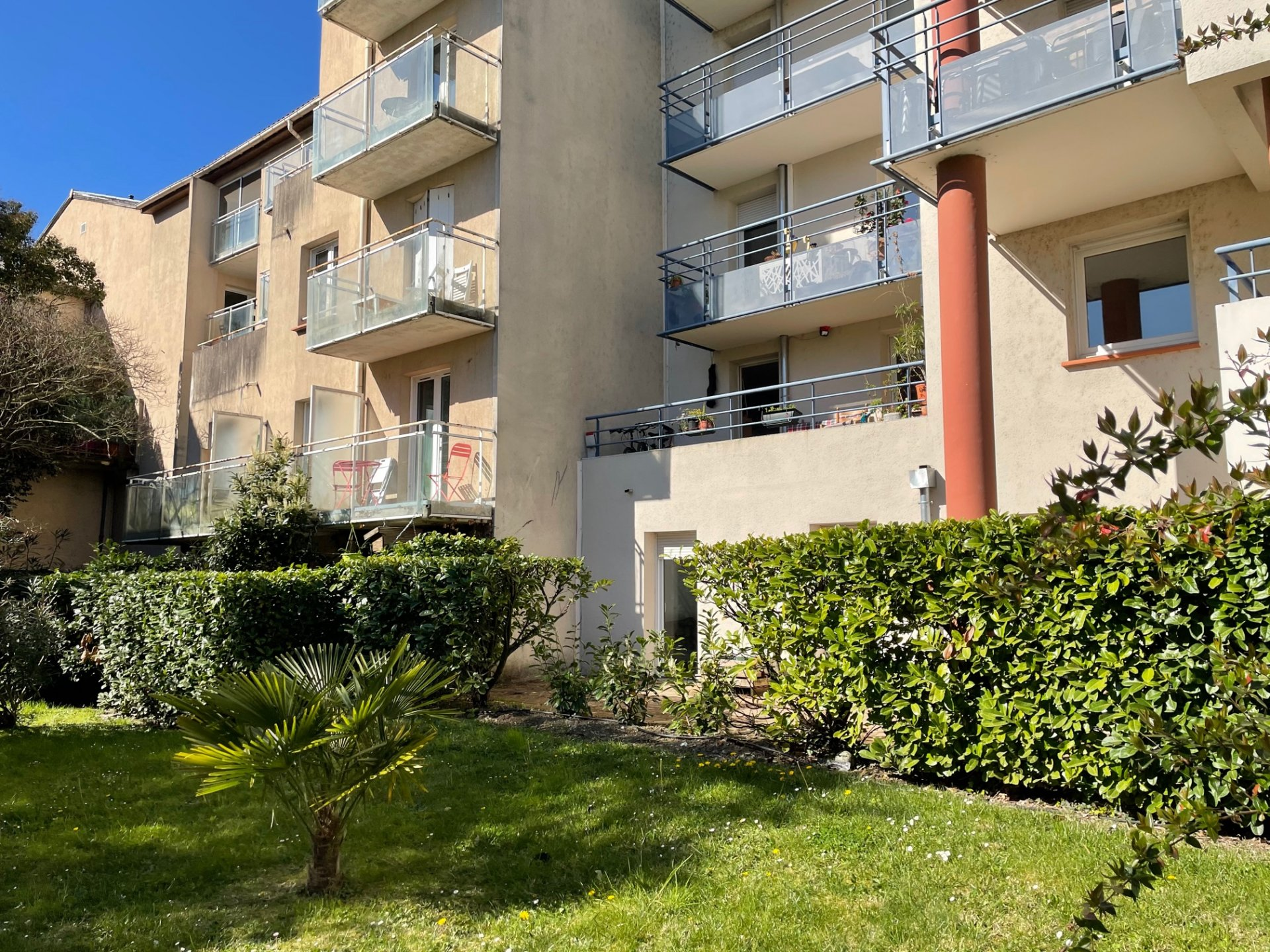 Rental Studio - Toulouse Saint-Michel