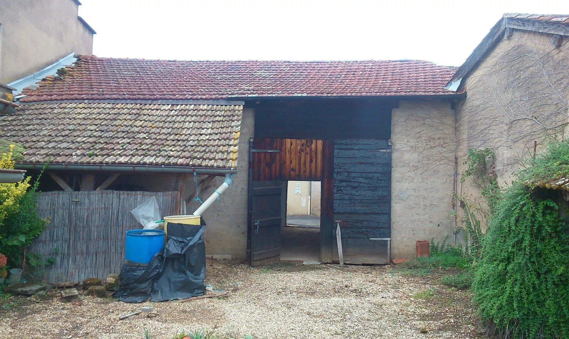 Vente Maison - Saint-Didier-sur-Chalaronne