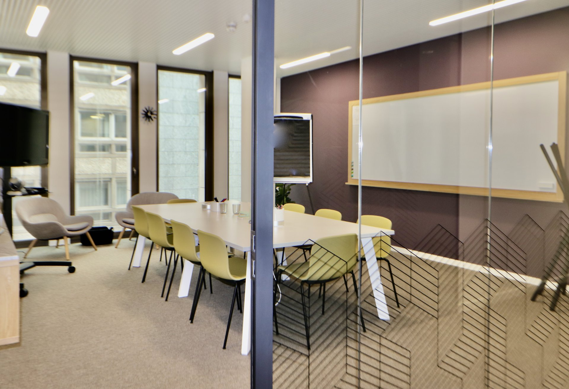 Rental Office - Luxembourg Centre ville - Luxembourg