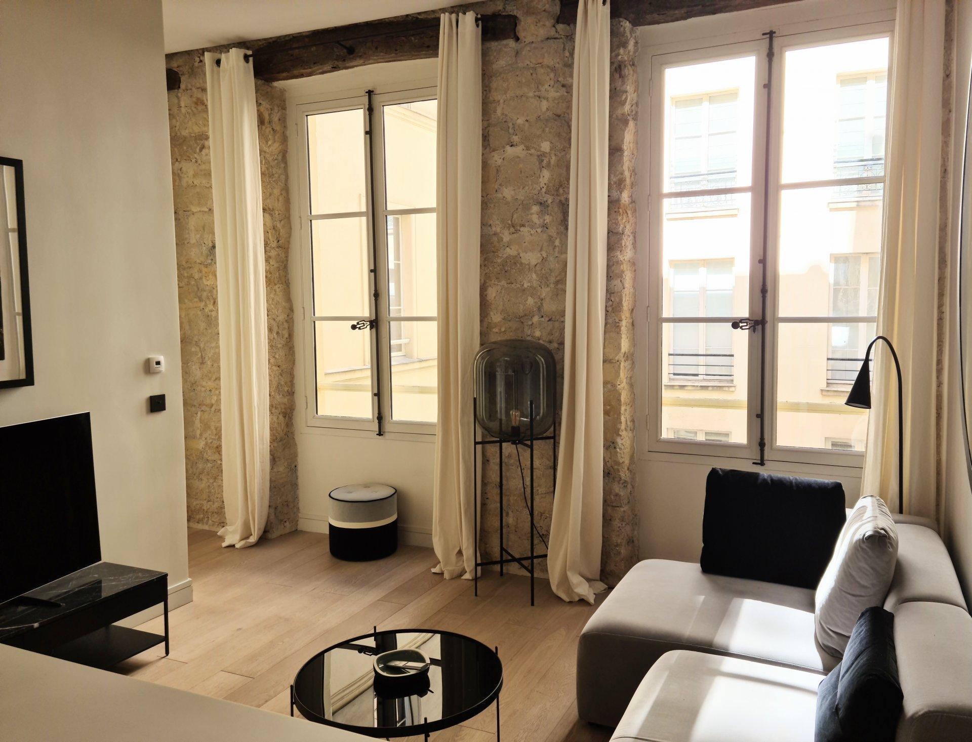 Tuileries/St Honoré T2 - 33m²