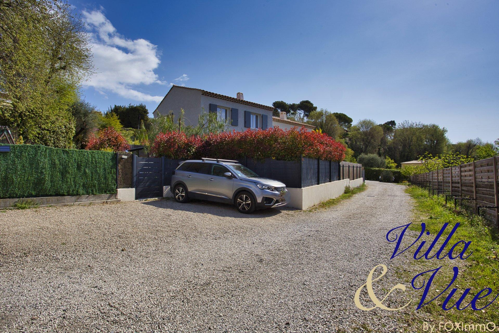 Côte d'Azur, Villeneuve Loubet Maison neuve au calme