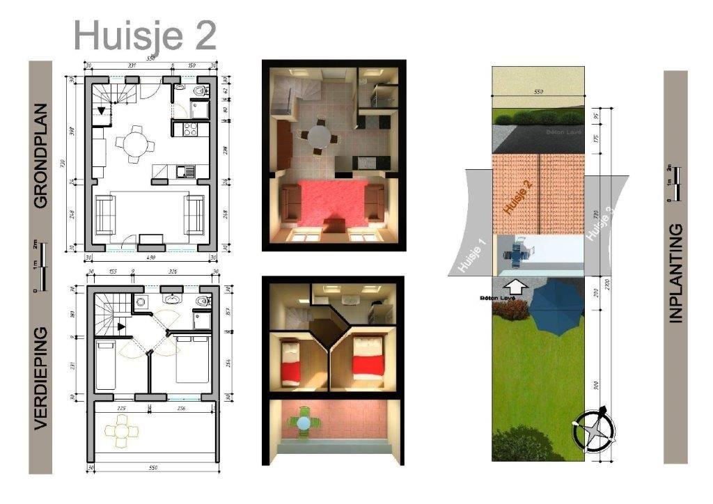DRÔME - Dans petite résidence, jolie maison de vacances de 2010