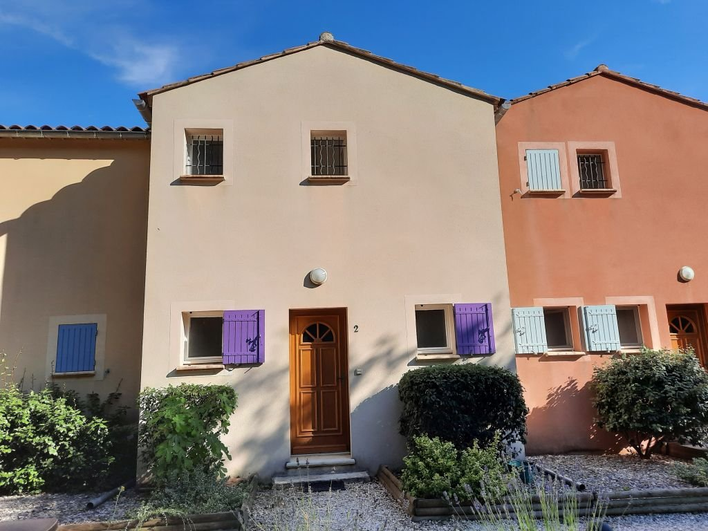 DRÔME - In small residence, nice holiday house from 2010
