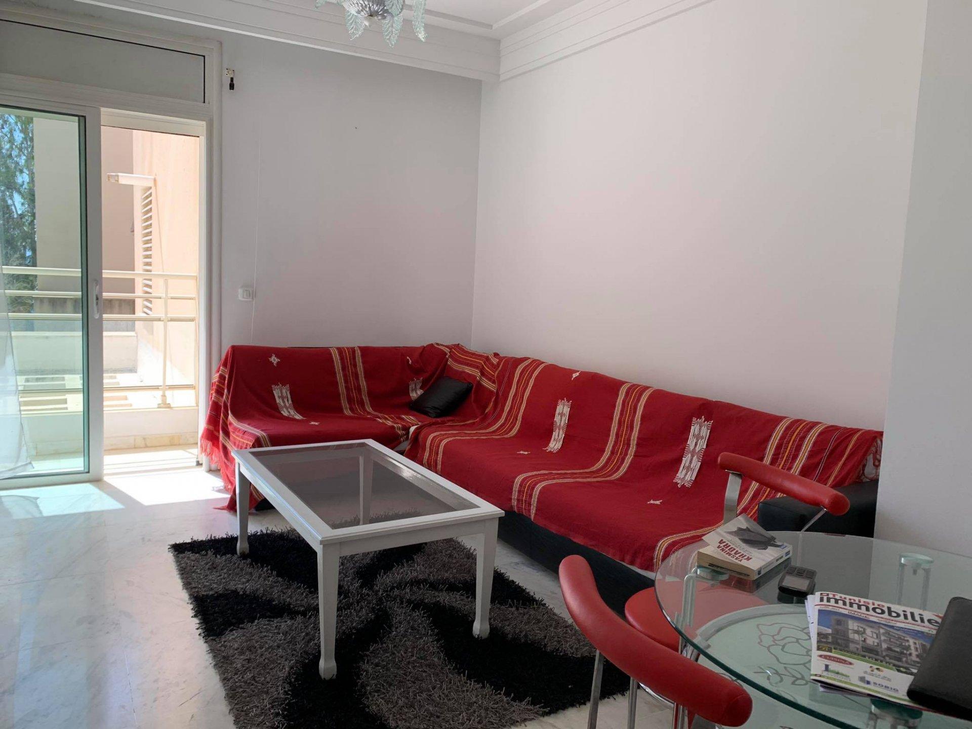 Location Appartement S+1 meublé au Lac 1.