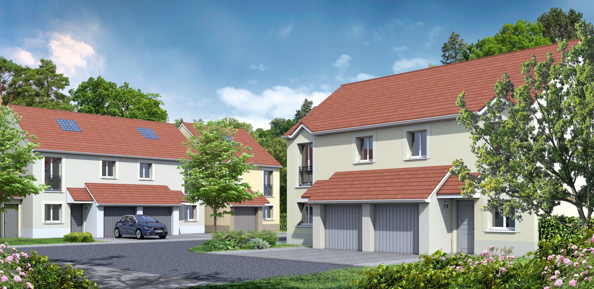 Maison type F5 - 80 m² - frais de notaire réduits !