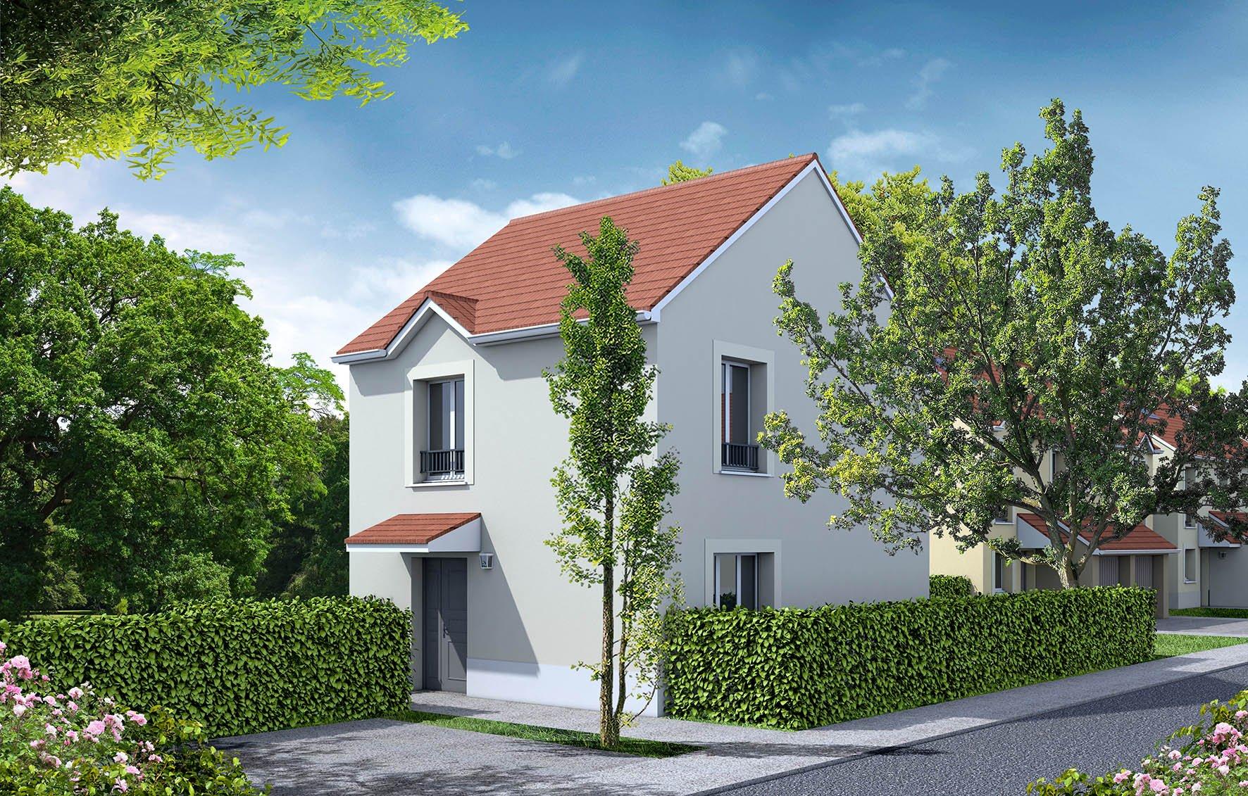 Maison individuelle type F5 - 80m²