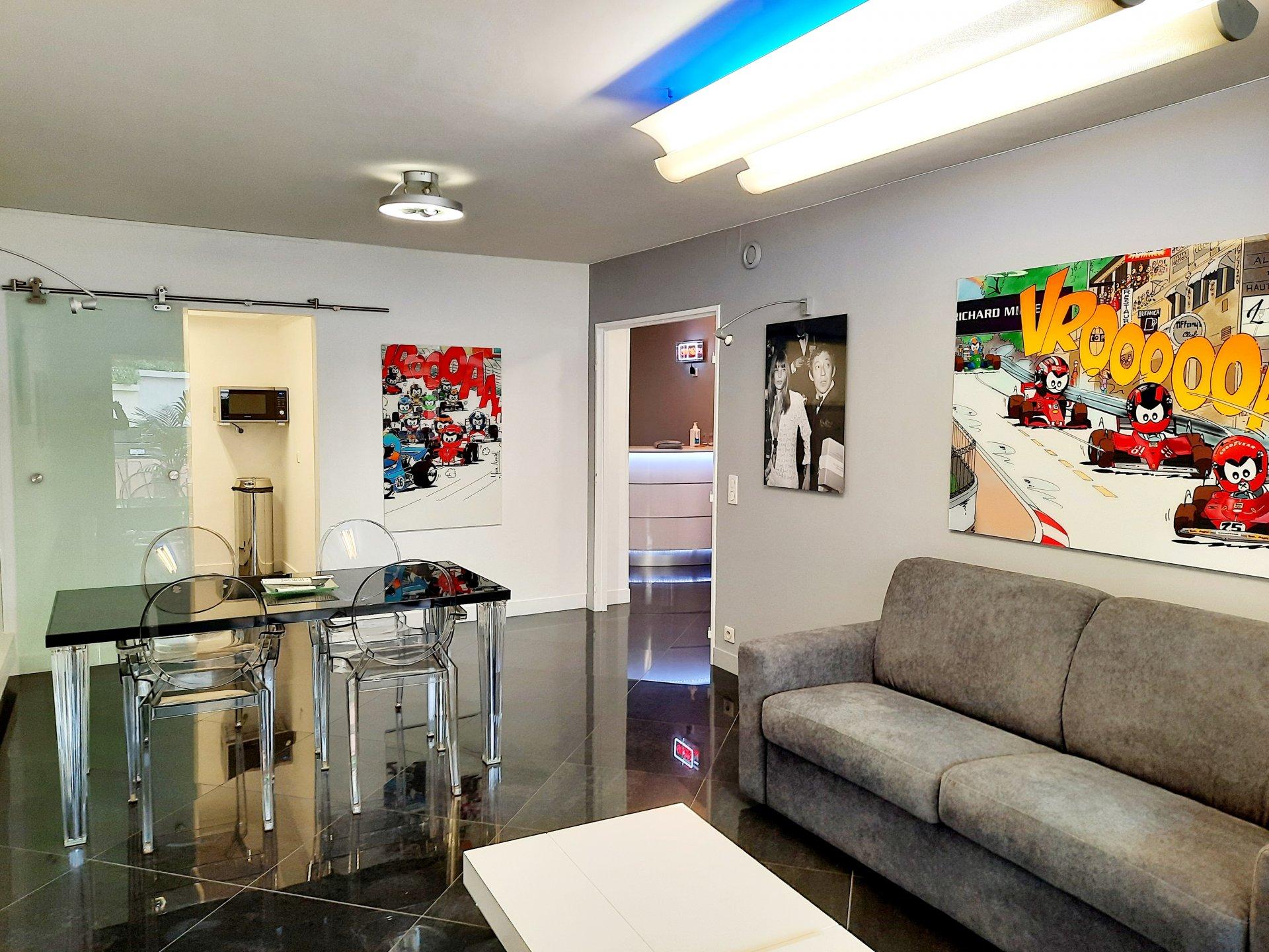 A vendre à Cannes petit Juas superbe 3 pièces de 74 m²