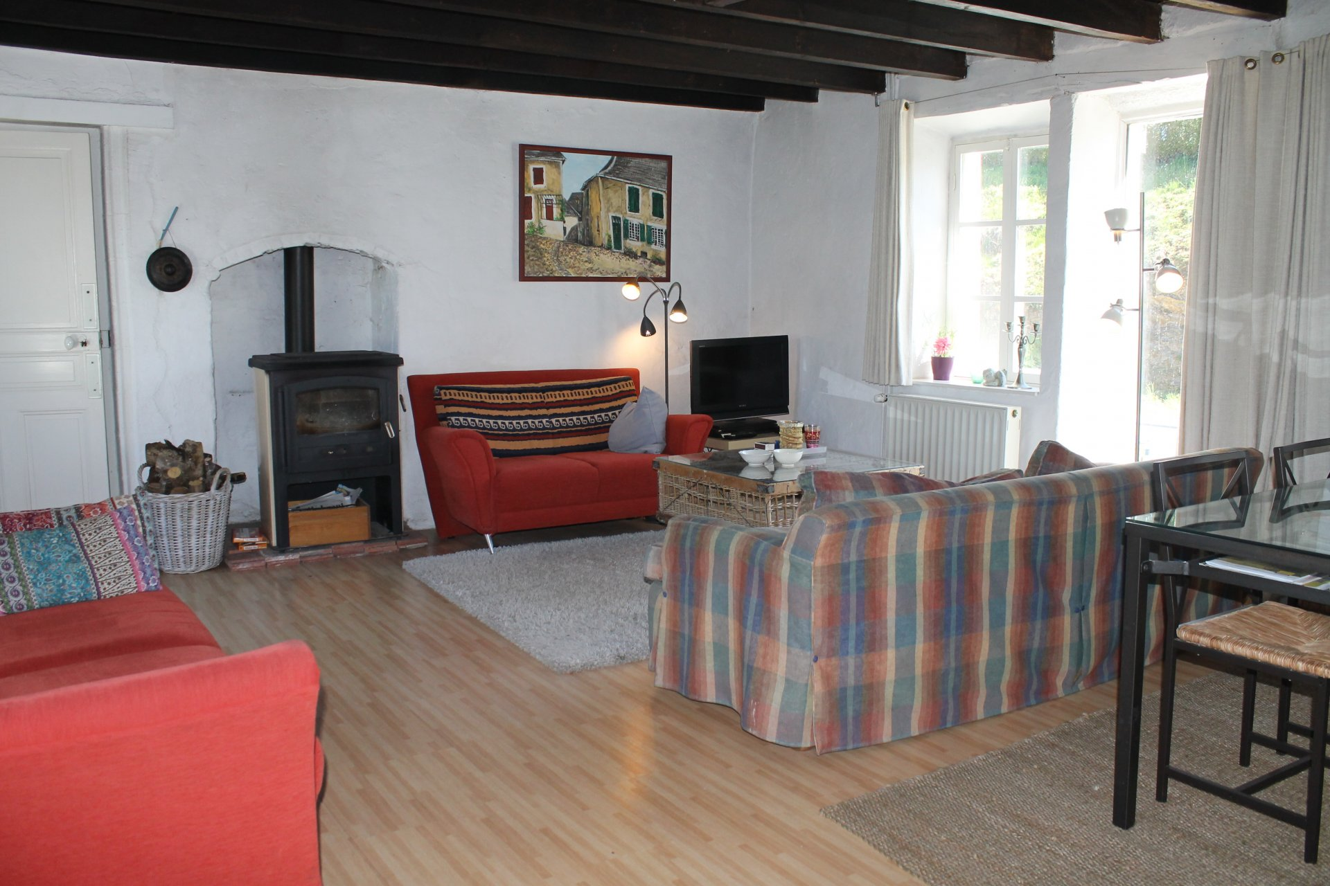 Well maintained double house for sale in the Morvan
