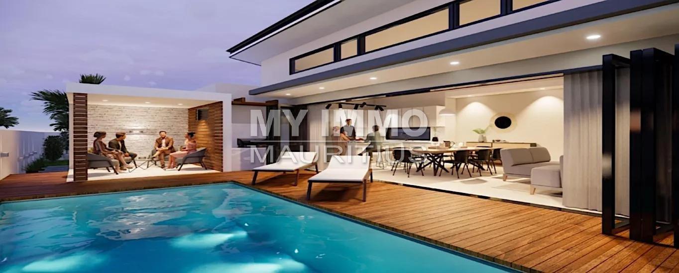 New villa project at Charmoses