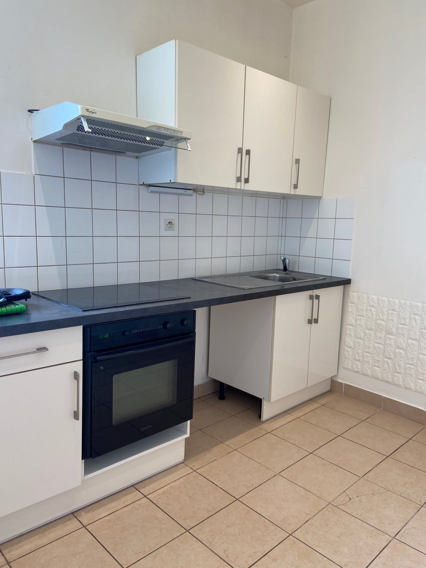 APPARTEMENT 2 PIECES TRAVERSANT 41M2