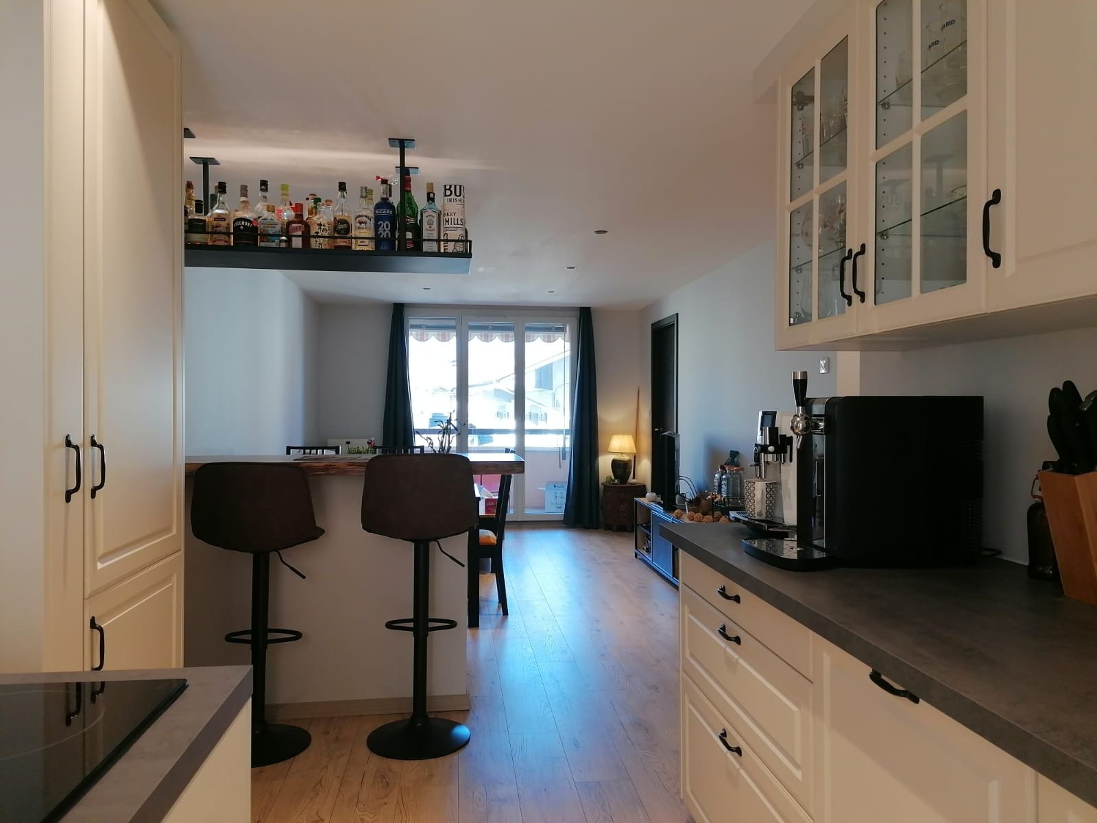 AIX-LES-BAINS apartment 75 M² RENOVATED T3 CROSSING