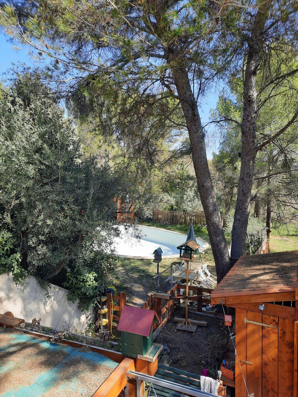 fuveau centre village maison indep sur 3000m2