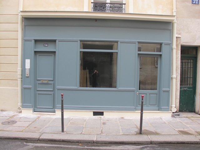PARIS 4ème - Rue des Tournelles