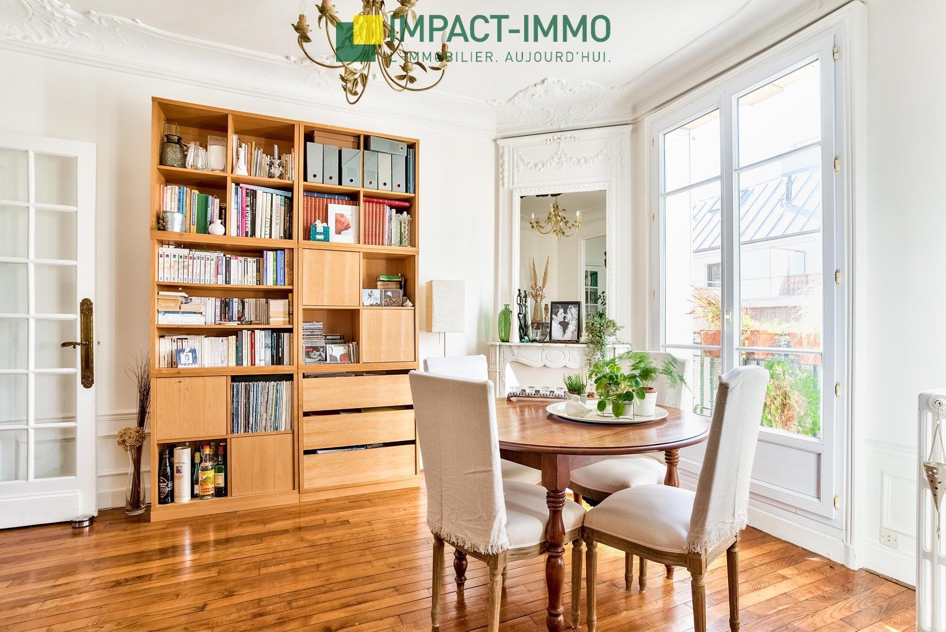 Appartement Colombes Les Vallées - 4 pièces 78 m2