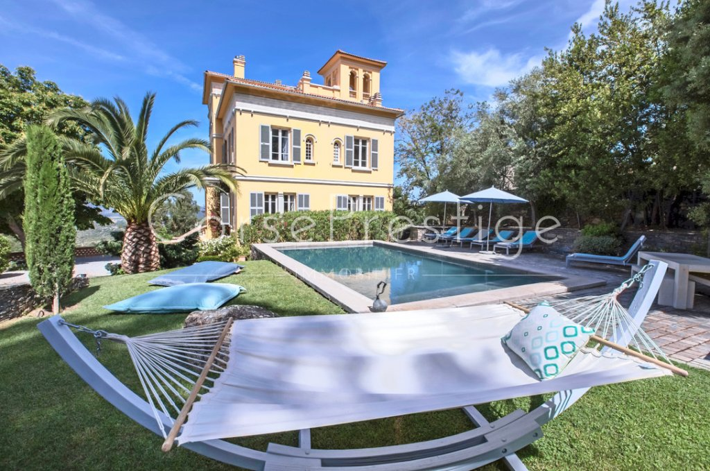 mansion for sale in corsica image1