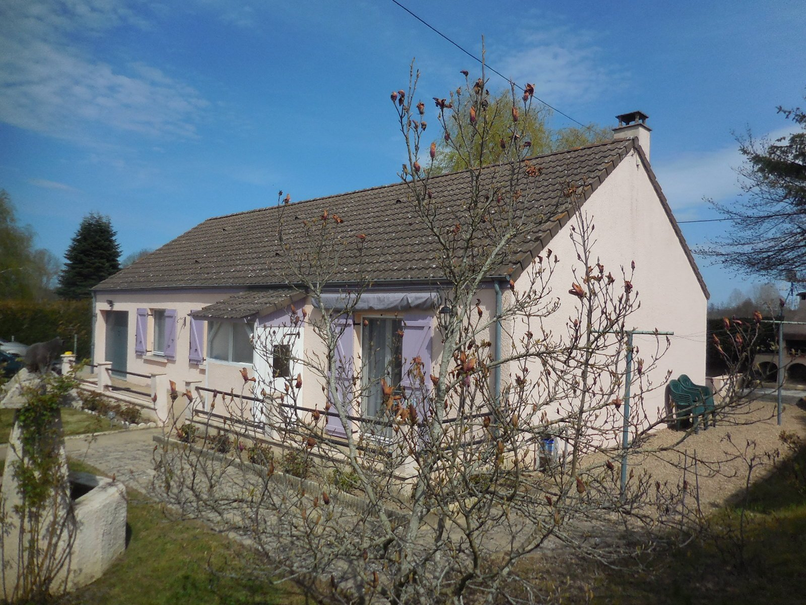 Sale House - Ciry-le-Noble