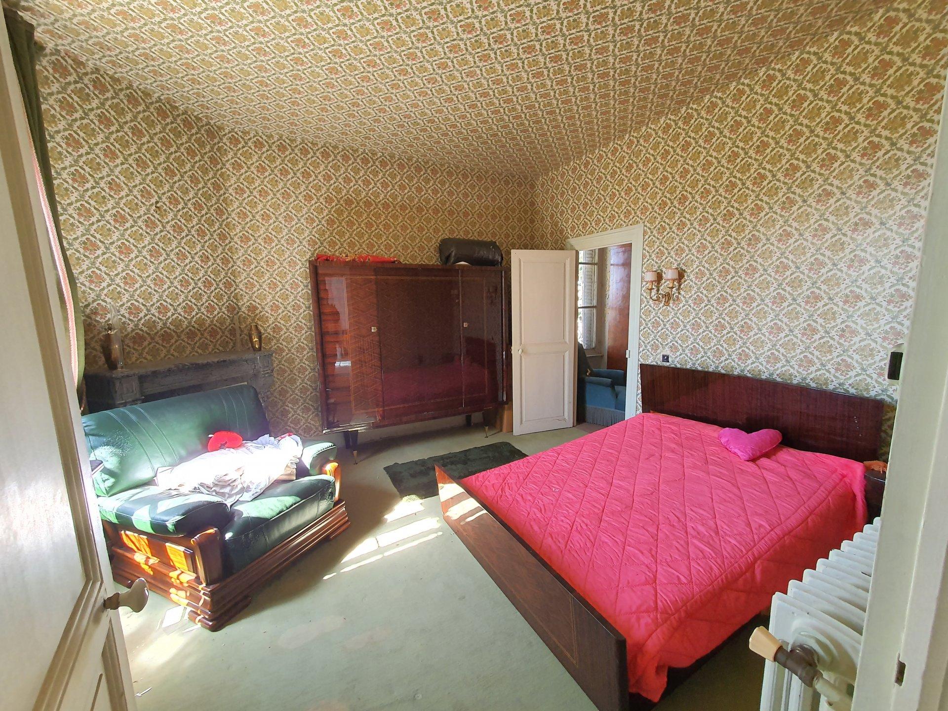 Maison bourgeoise, proche centre-ville - VIERZON