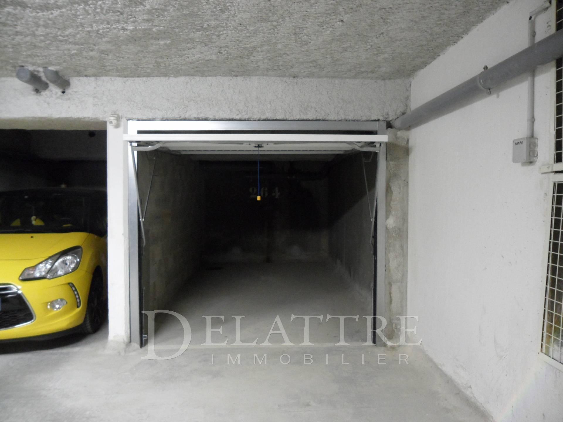 GARAGE en Sous-sol DANS RÉSIDENCE SECURISEE - ANTIBES