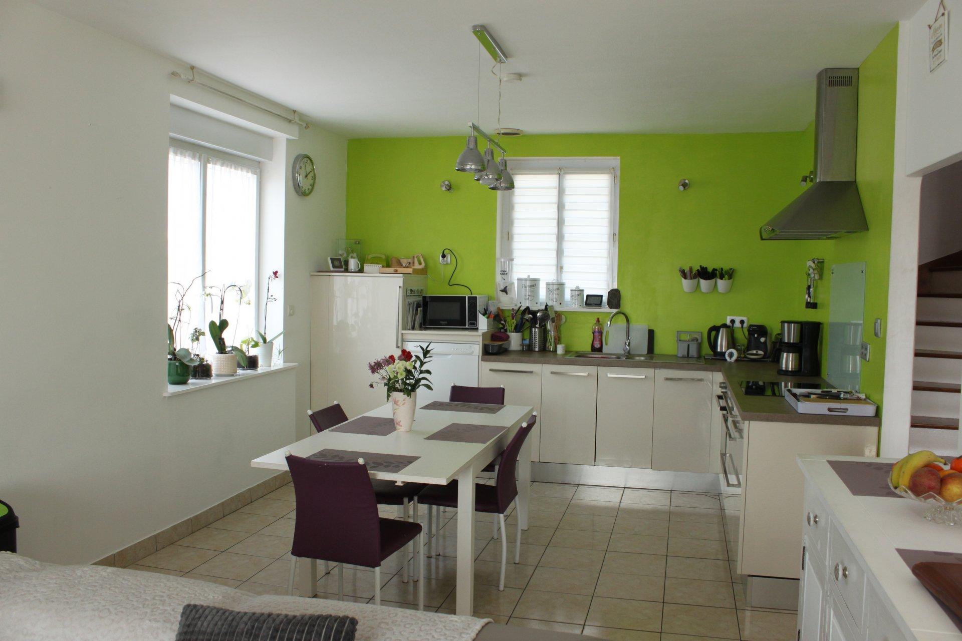 Maison 6 pièces 120m² - Landivisiau