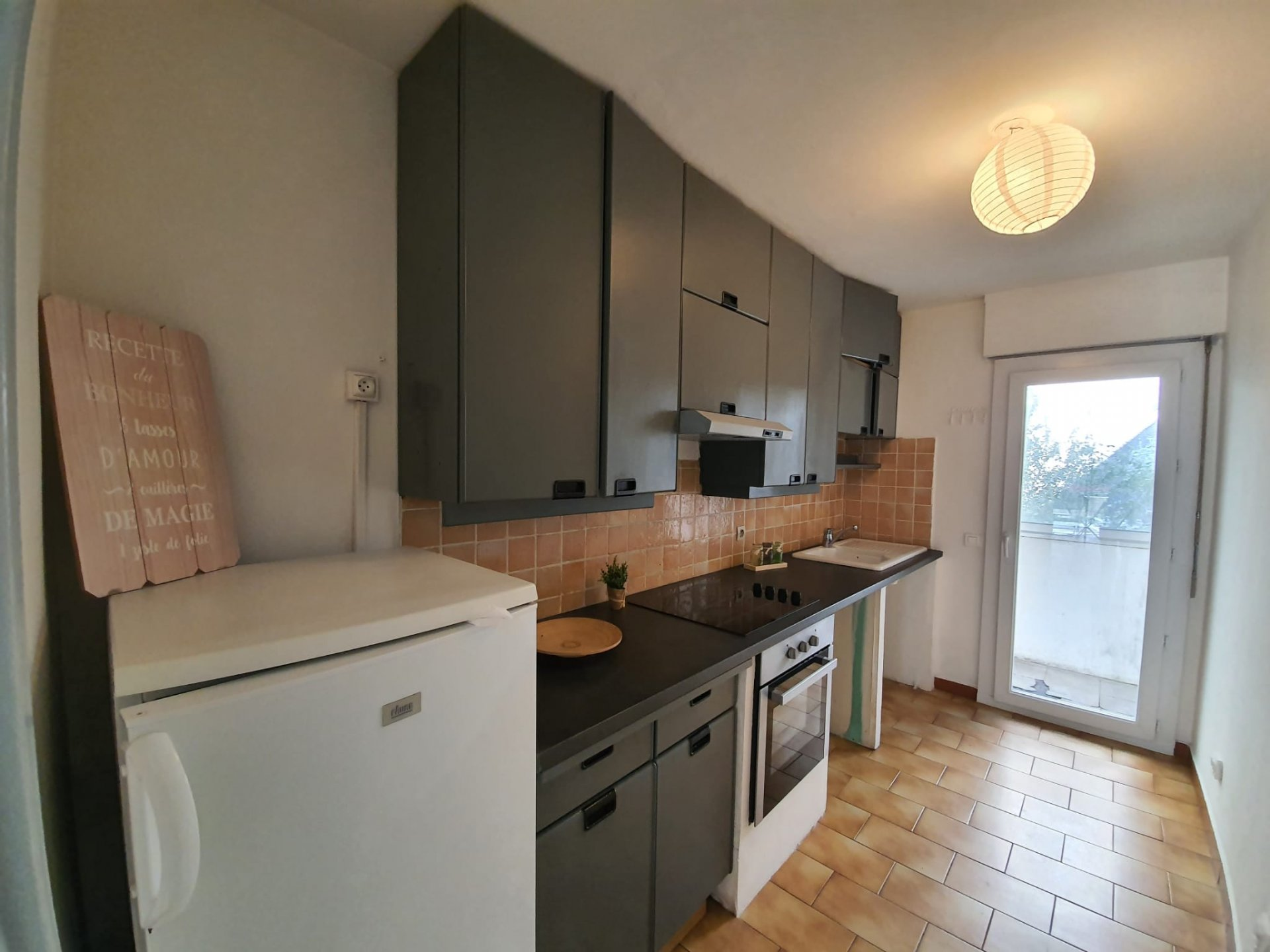 Type 4 de 82 m2 + Terrasse