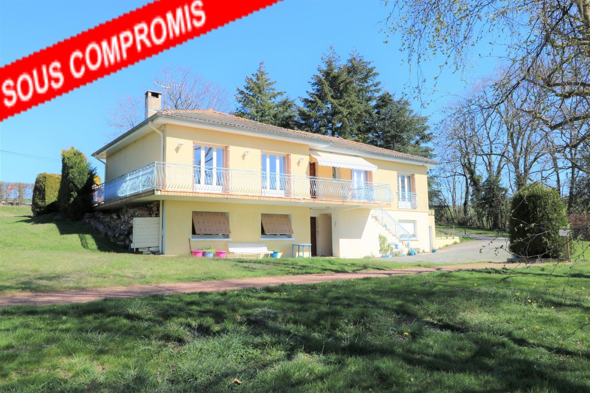 Maison de famille à Saint-Martin-en-Haut