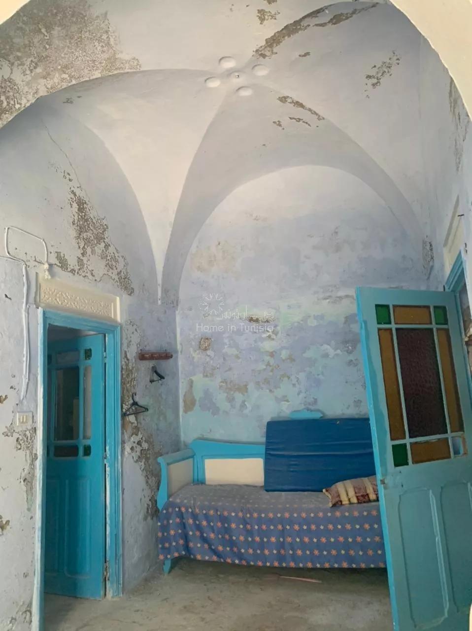 bellissima casa vista mare en la medina di hammamet