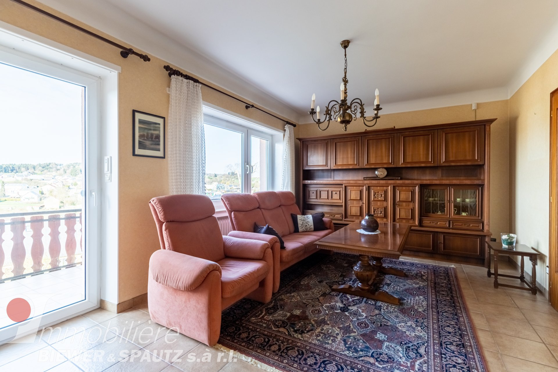 UNDER SALES AGREEMENT - house with 3 bedrooms in Junglinster