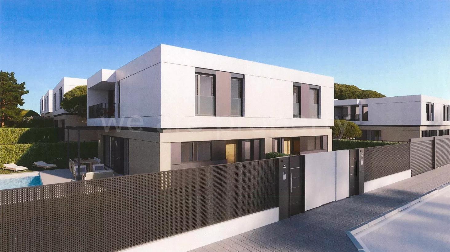 New build in Puig de Ros