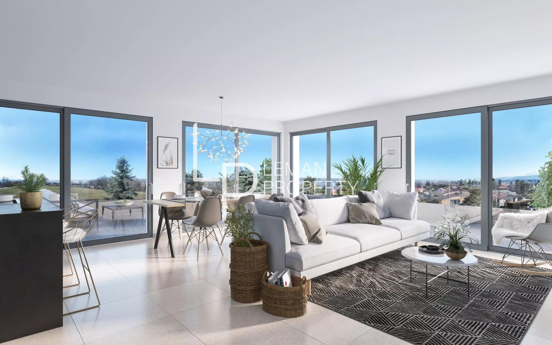 Vente de appartement à Thonon-les-Bains au prix de 310000€