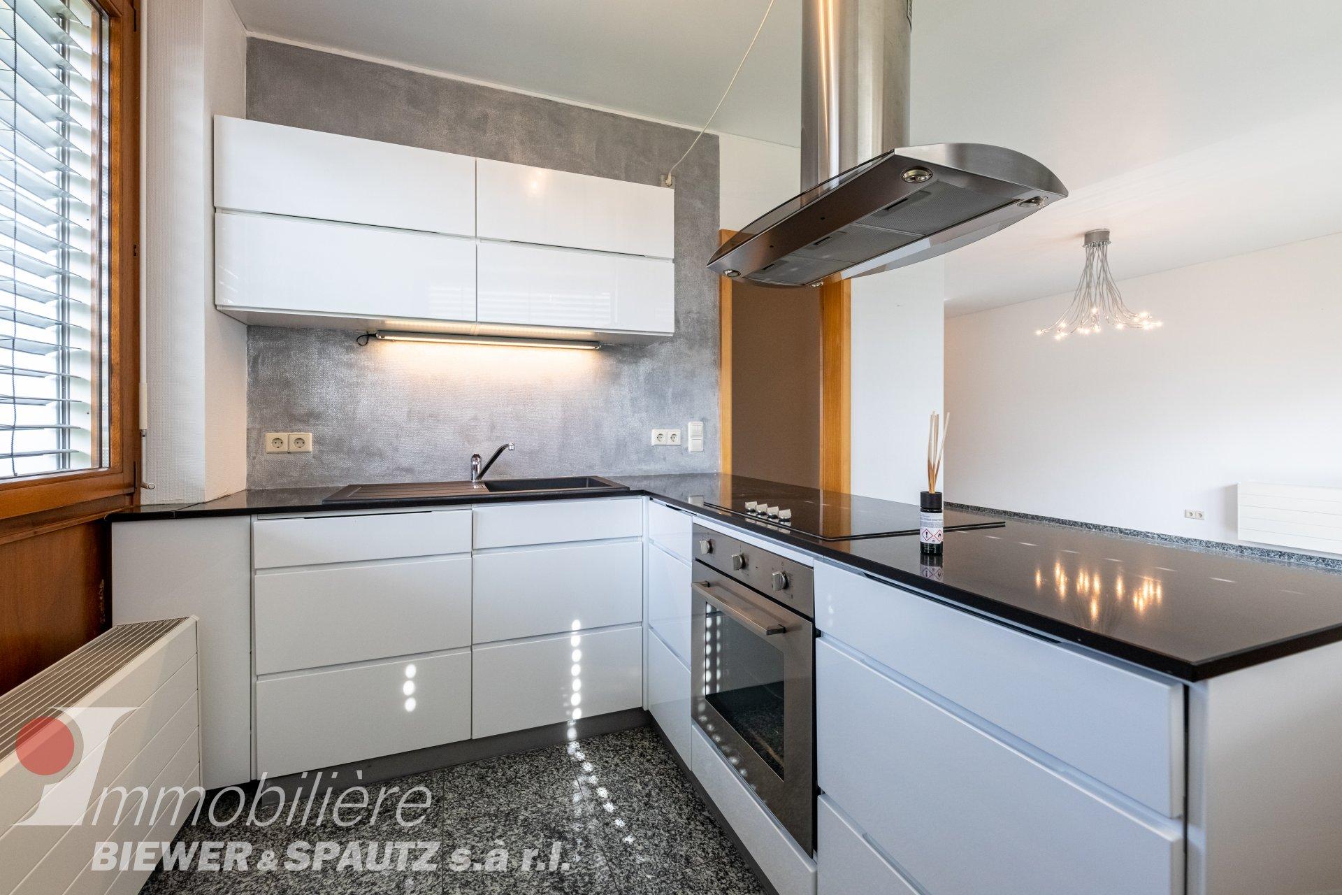 A LOUER - appartement avec 1 chambre à coucher à Lux-Kirchberg