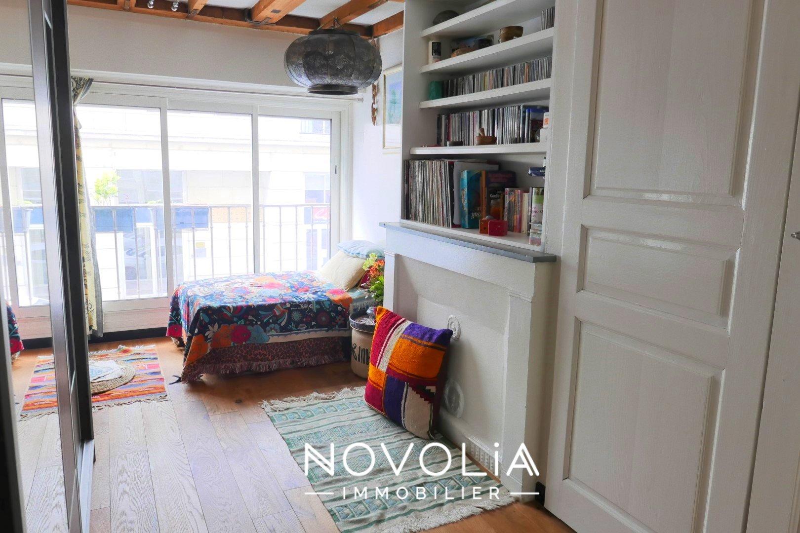 Achat Appartement, Surface de 54.27 m²/ Total carrez : 54.27 m², 3 pièces, Lyon 7ème (69007)