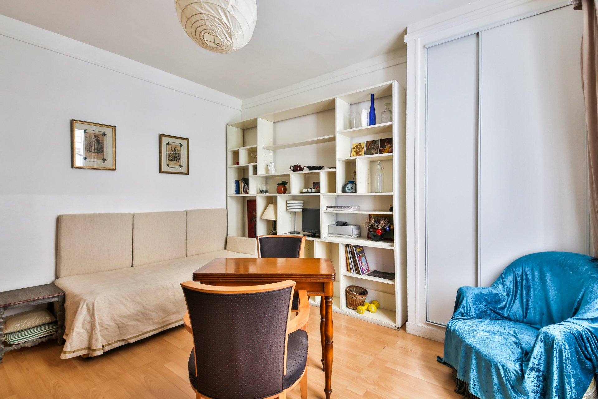EXCLUSIVITE - ABBESSES - PIED A TERRE - IDEAL PROFESSION LIBERALE