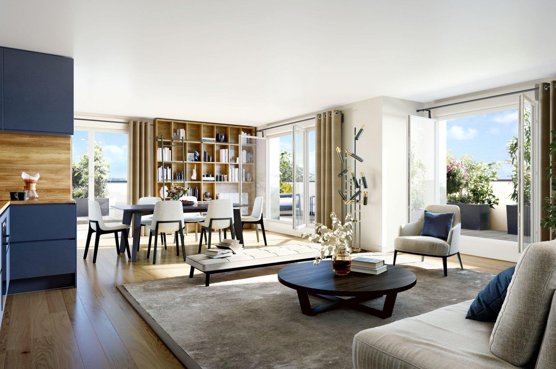 Vente Appartement - Villepinte