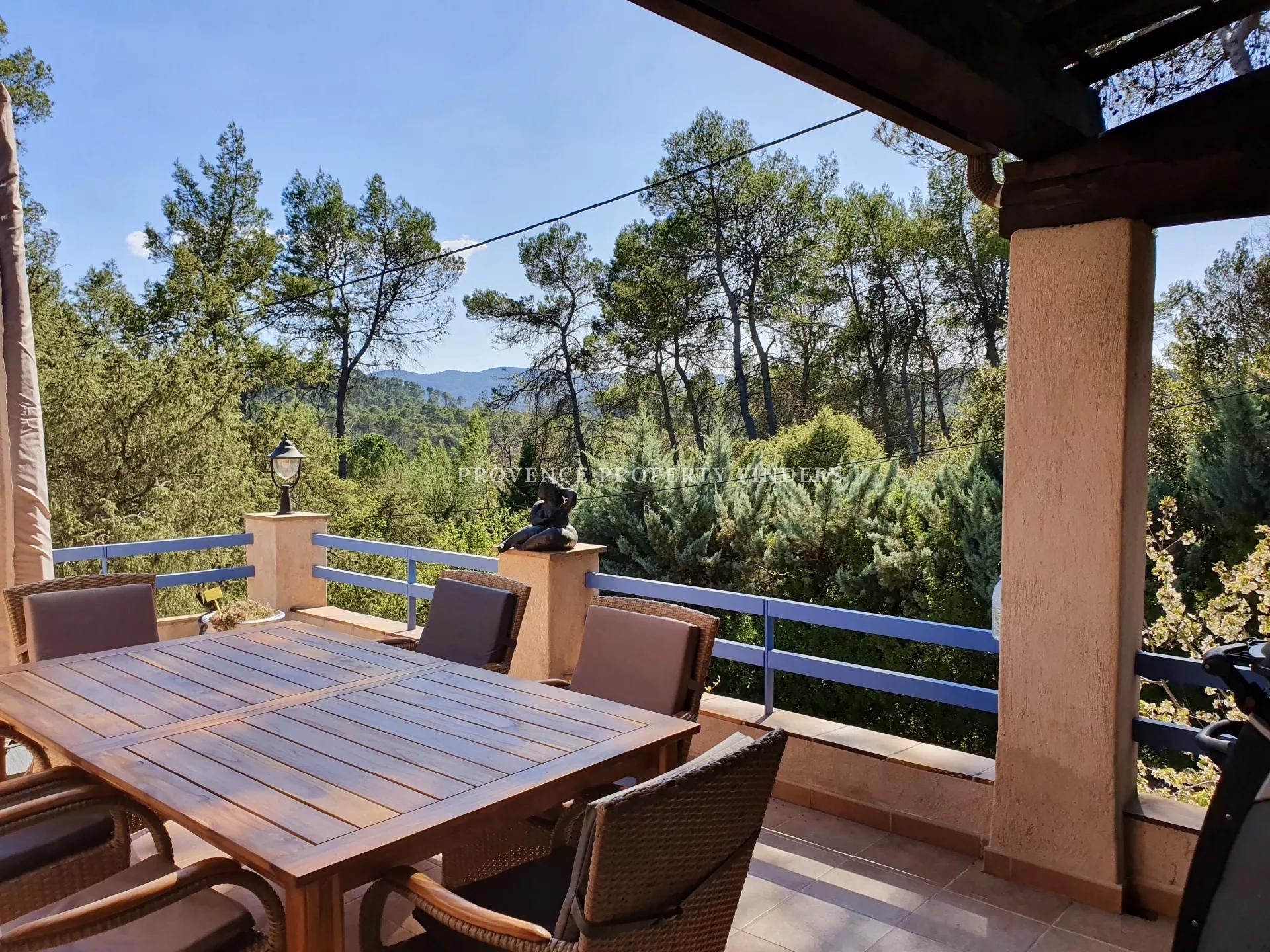 Mooie Villa met zwembad rustig gelegen in Lorgues.
