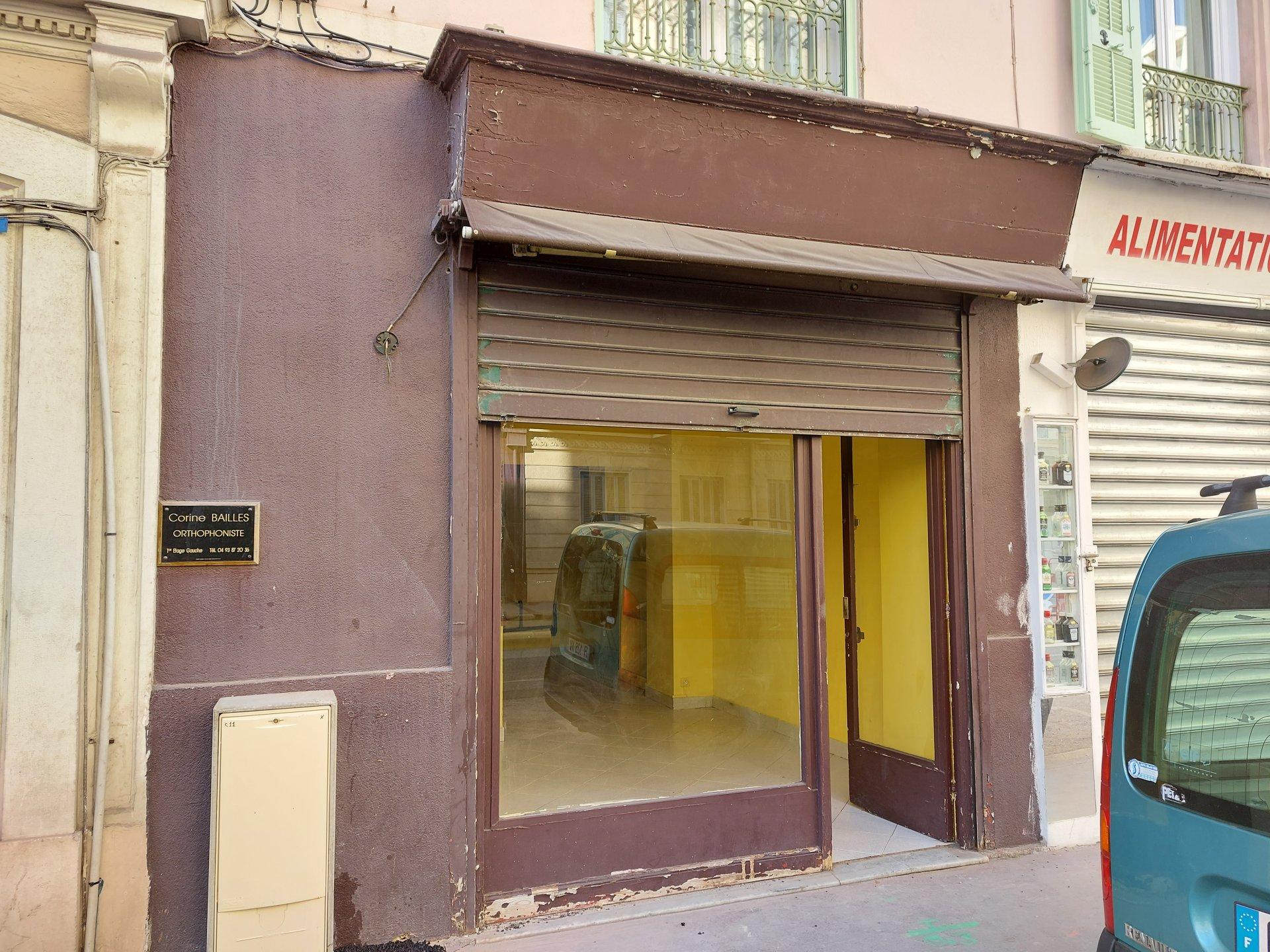 LOCATION PURE - NICE - RUE DE LA BUFFA