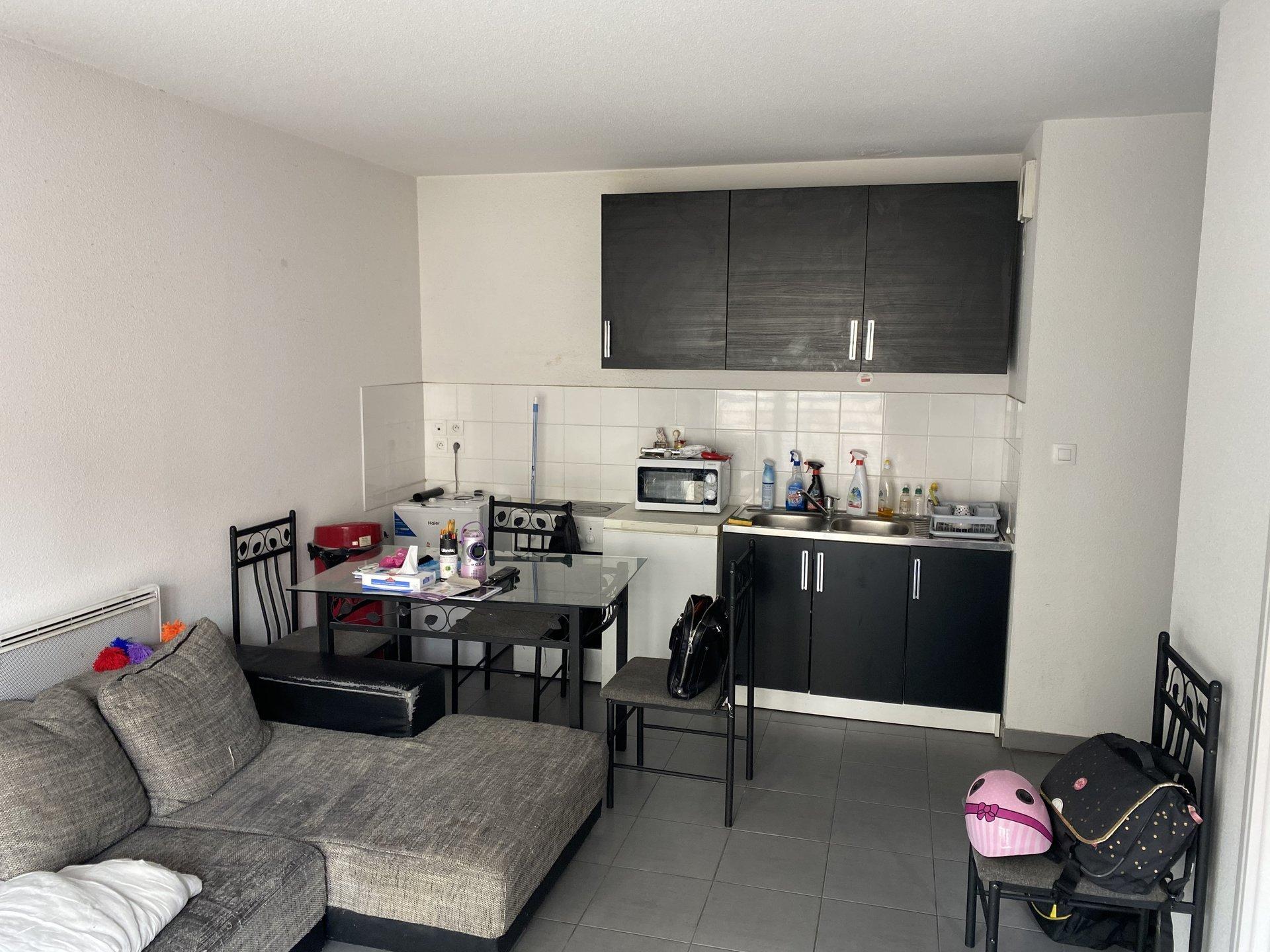 RECONNAISSANCE - T2 de 41 m2 avec Garage
