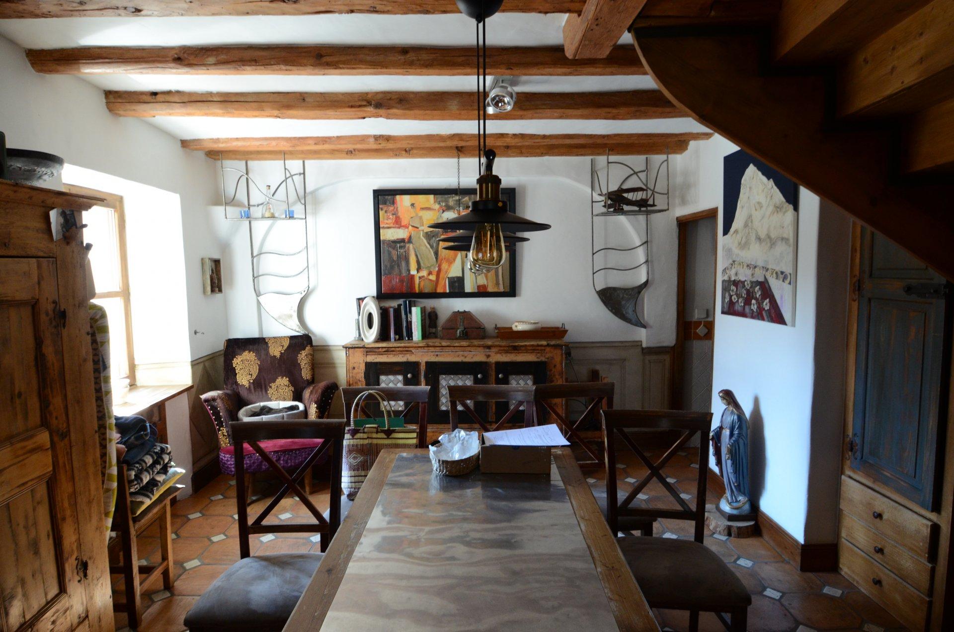 Lovely Town House- Courchevel le Praz