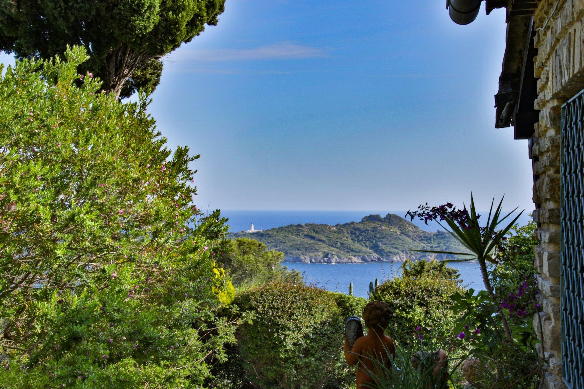 Presqu'île de Giens: Vue exceptionnelle