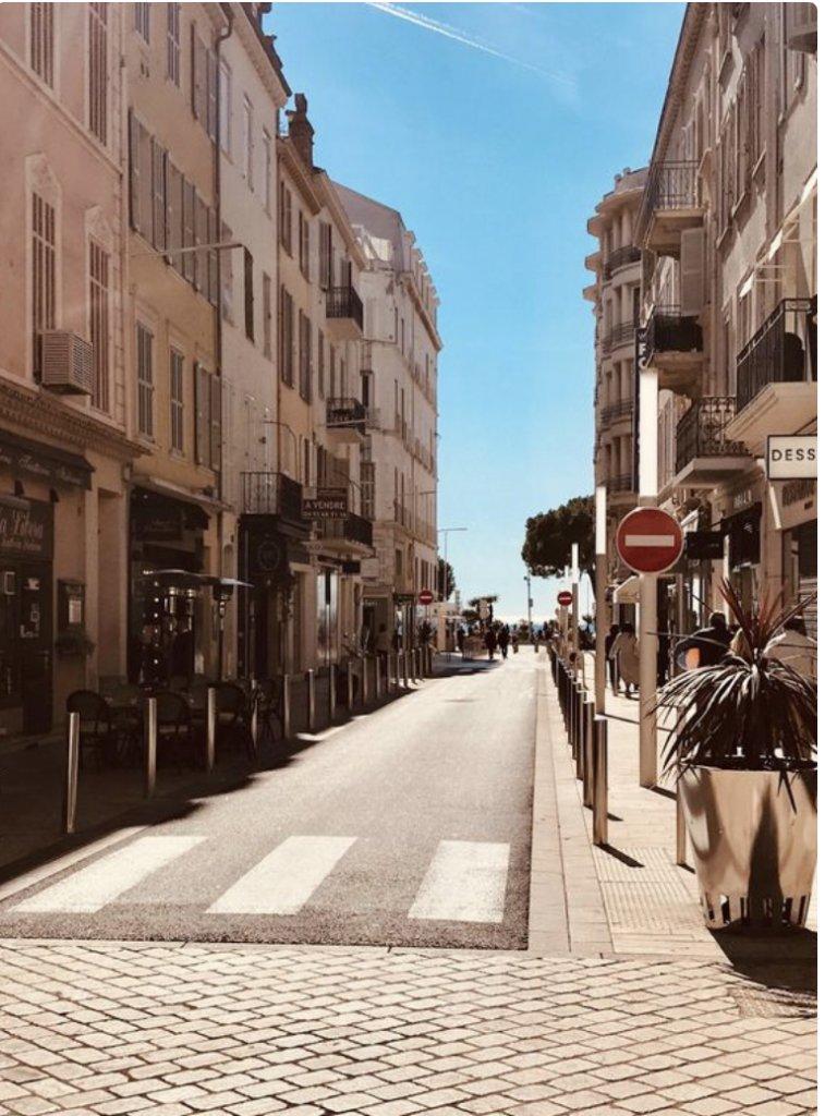 Superb appartement 3 pièces en 5mn du Palais des Festivals, Cannes