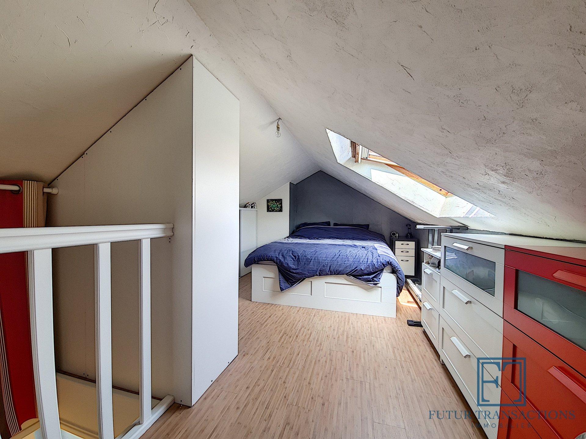 Charmante maison d'environ 90m²