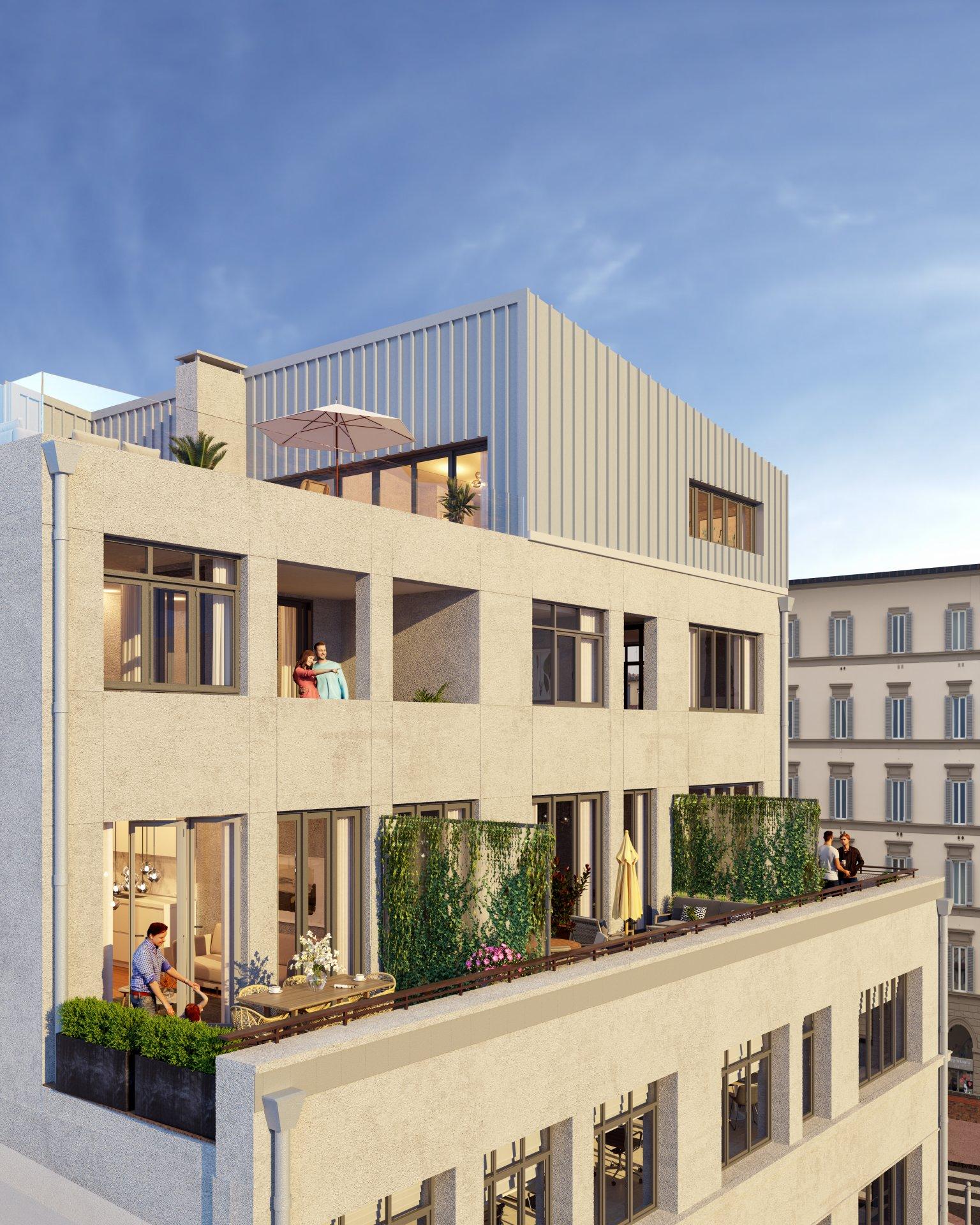 Sale Apartment - Marseille 7ème Saint-Victor