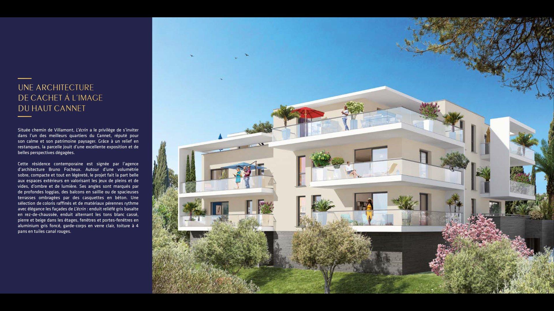 Sale Apartment - Le Cannet Oxford