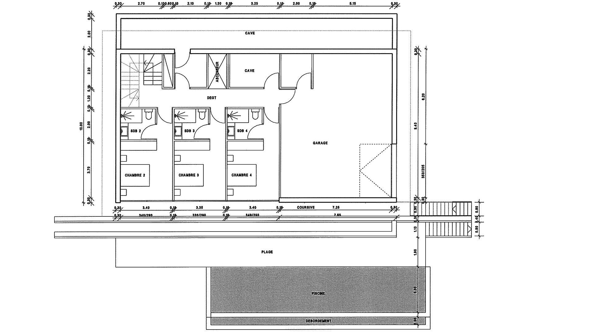 Nær Valbonne - Eksepsjonell nybygget villa med flott utsikt. Må sees.