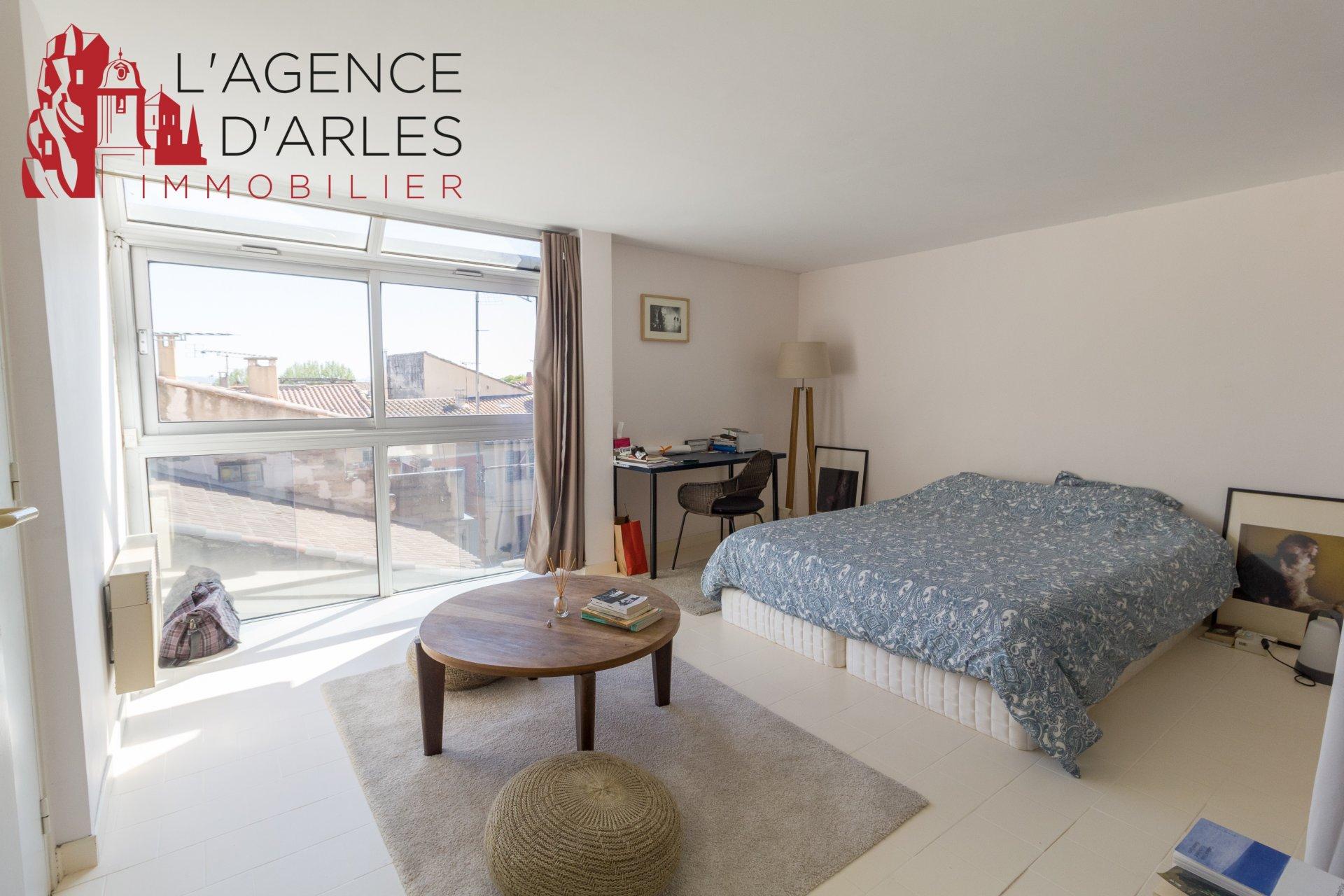 Appartement lumineux aux Arènes d'Arles